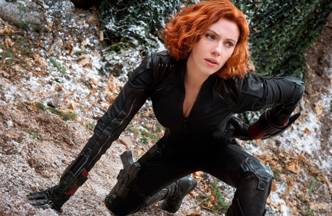 Avengers_Black Widow