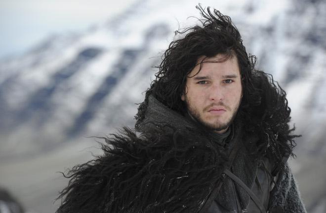 Game of Thrones_Jon Snow