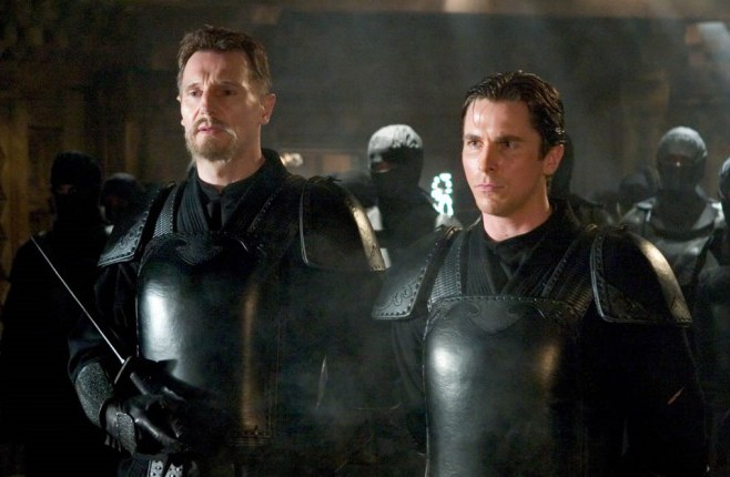Batman and Ra's al Ghul