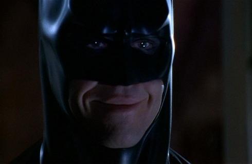 Batman Forever_Batman smiling