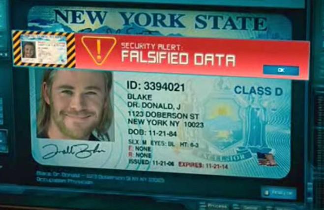 Don Blake in Thor