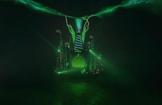 Batman Forever_Claw Island