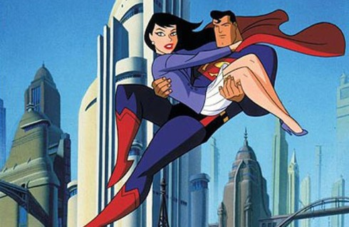 Superman TAS_Superman and Lois