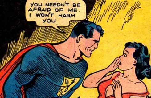 Action Comics #1_Superman meets Lois