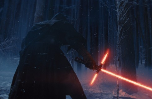 The Force Awakens_Kylo Ren