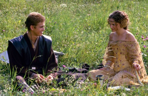 Attack of the Clones_Anakin and Padme