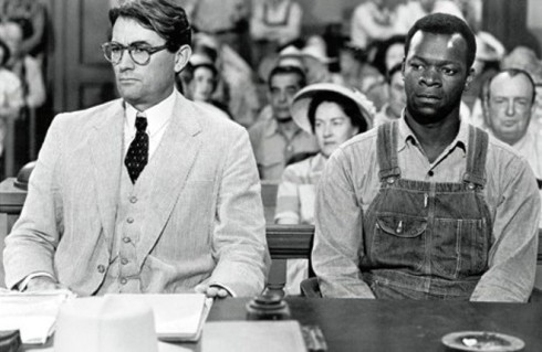 Atticus Finch and Tom Robinson