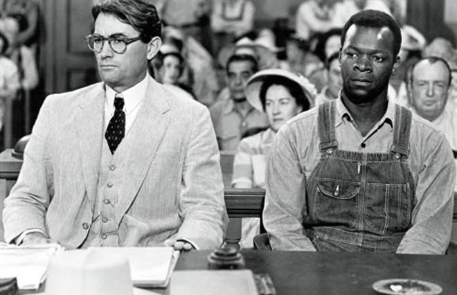 Atticus Finch and Tom Robinson