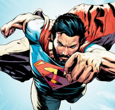 Superman by Patrick Zircher