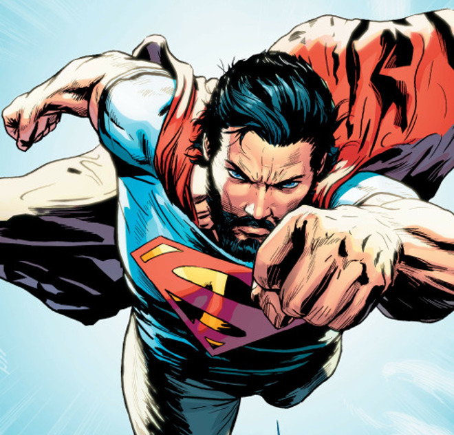 Superman by Patrick Zircher