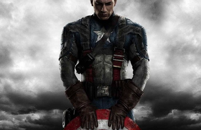 CaptainAmerica_Poster