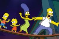 The Simpsons Movie promo image