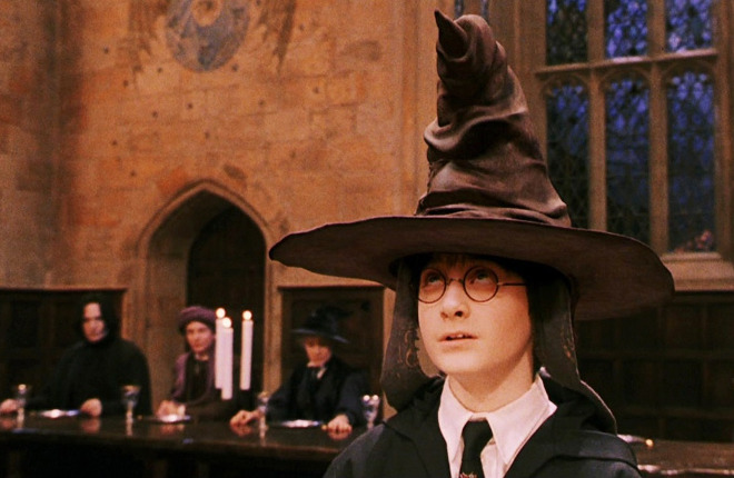 The-Sorting-Hat