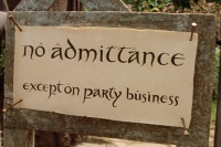 Bilbo-Birthday-Sign