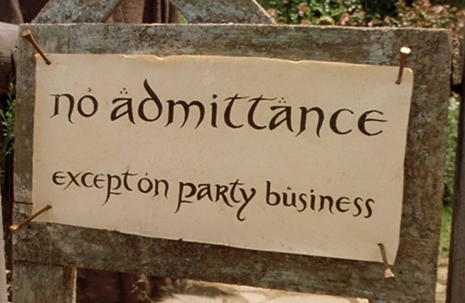 Bilbo-Birthday-Sign