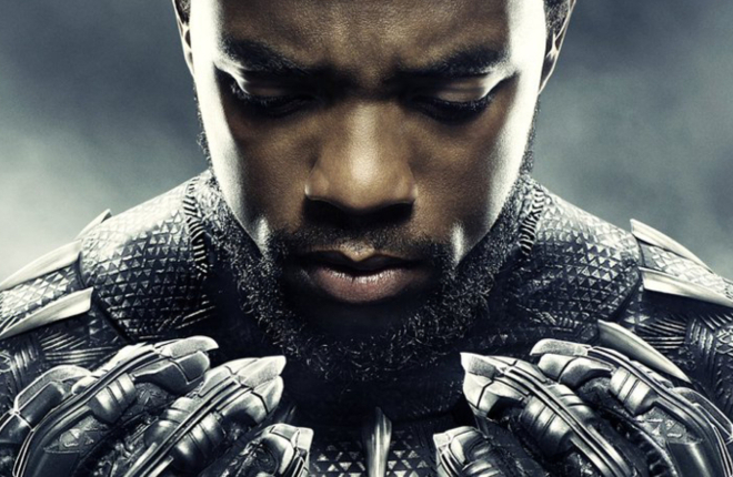 Black Panther poster cropped