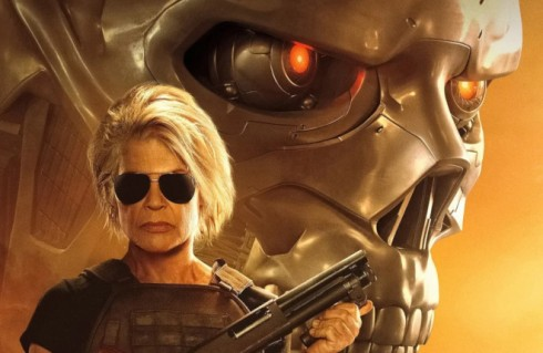 Terminator-Dark-Fate-poster-with-Sarah-Connor
